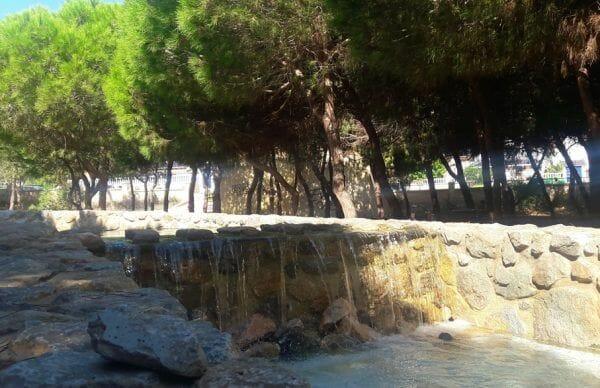 Parque del Molino del Agua La Mata Torrevieja