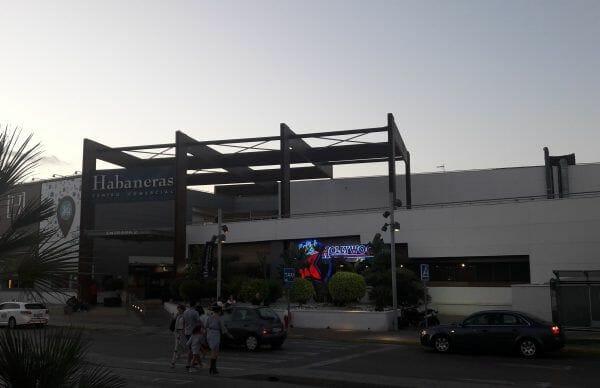 Winkelcentrum Habaneras - Torrevieja