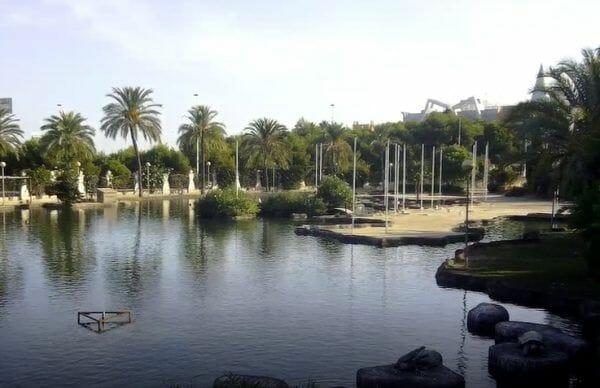 Park & speeltuin Torrevieja I Vakantie Torrevieja