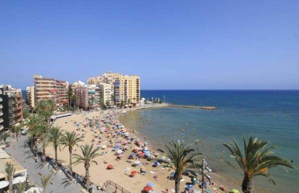 Playa el Cura I Vakantie Torrevieja