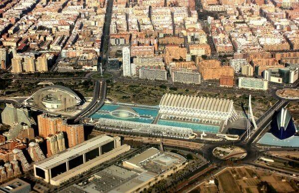 Valencia bezichtigen