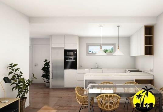 Duplex woning kopen in Spanje