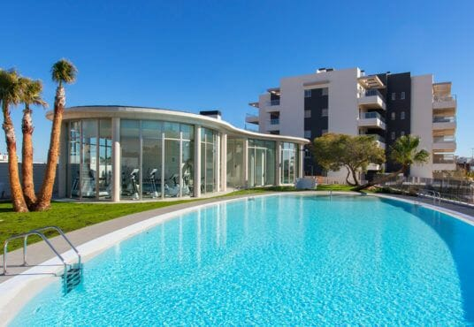 Green Hills appartementen Costa Blanca