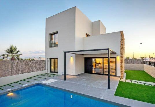 Villa kopen Quesada aan de Costa Blanca | Kopen Spanje