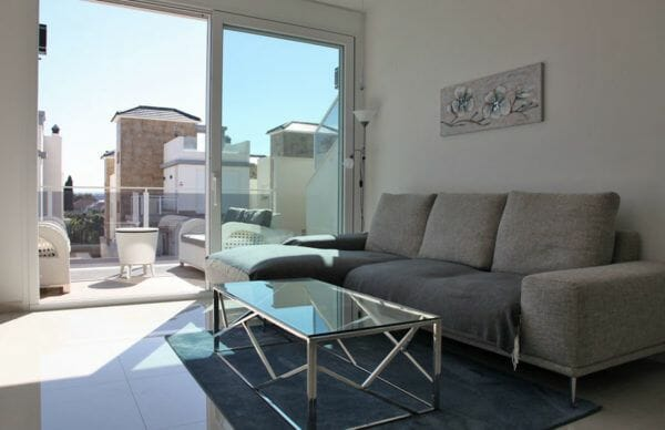 Rent an apartment Costa Blanca