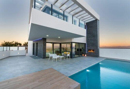 Skyline villa Rojales | Property Spain