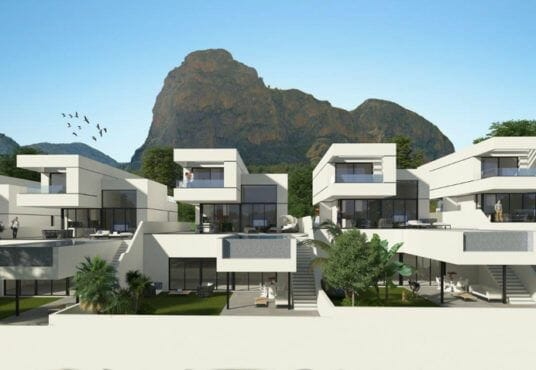 Venicia III - Luxe villa Polop