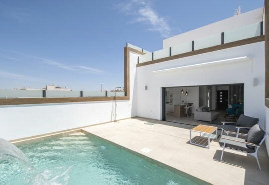 New build Costa Blanca
