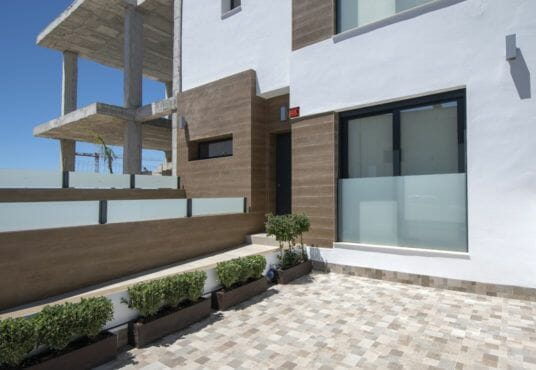 New build Costa Blanca