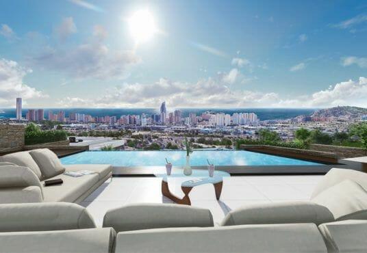 Luxe villa kopen Spanje | Luxe villa Finestrat