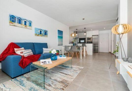 Lamar House resort III - Nieuwbouw Costa Calida