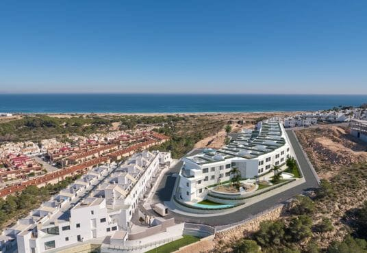New construction Investing Spain