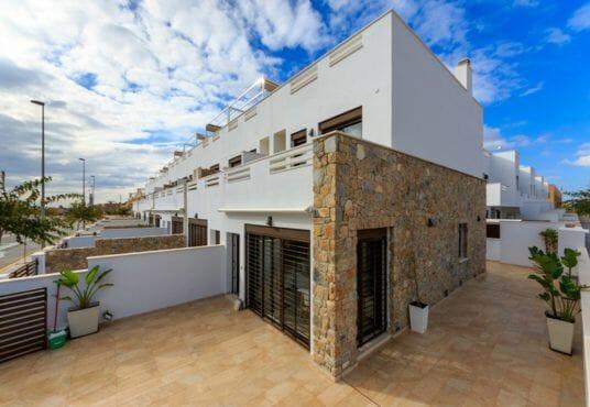 Duplex nieuwbouw Costa Calida