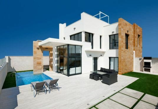 Palm Beach II - Villa kopen Cabo Roig