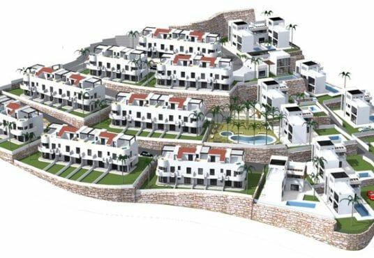 Nieuwbouw Finestrat, Benidorm