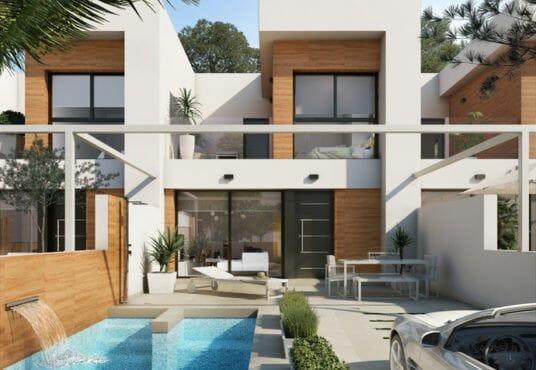 Duplex nieuwbouw Rojales, Spanje