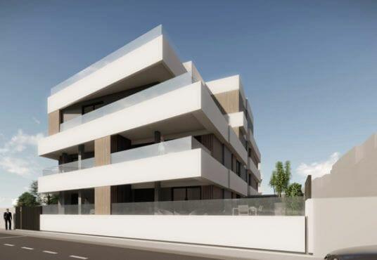 Nieuwbouw appartement kopen Costa Calida