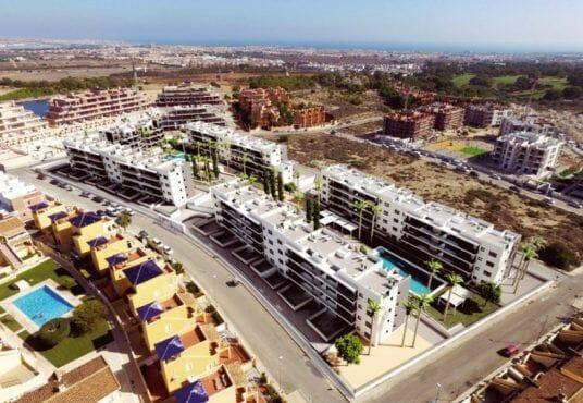Nieuwbouw kopen Spanje | Villamartin