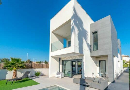 Nieuwbouw villa Costa Blanca | La Marina