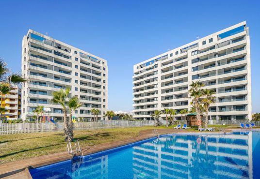 Luxe appartement kopen Torrevieja