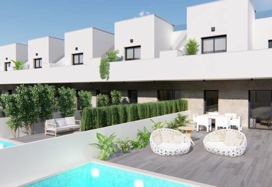Duplex nieuwbouw Pilar de la horada