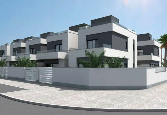 Nieuwbouw villa Villamartin, Costa Blanca