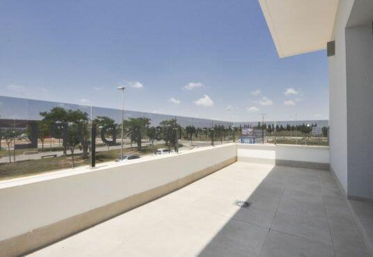 Nieuwbouw kopen Spanje | Villa Pilar de la horada
