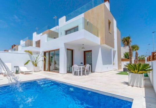 Nieuwbouw villa kopen Spanje | Costa Blanca