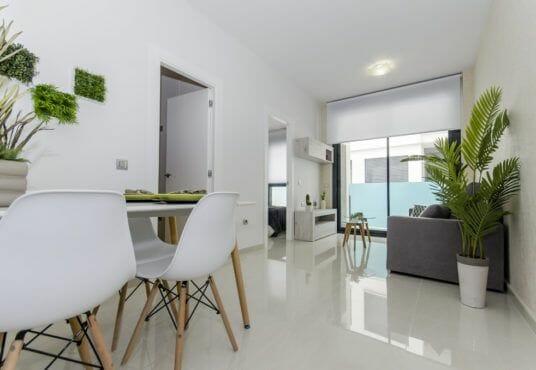 2 slaapkamer appartement kopen Costa Blanca