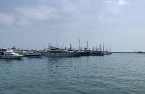 Alicante stad aan de Costa Blanca