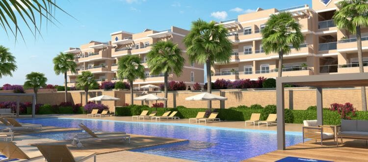 Vista Azul - new build apartments Villamartin - Spain