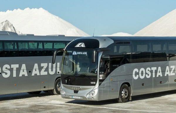 Bus Alicante - Torrevieja