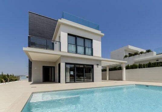 Luxe villa kopen Costa Blanca | Campoamor
