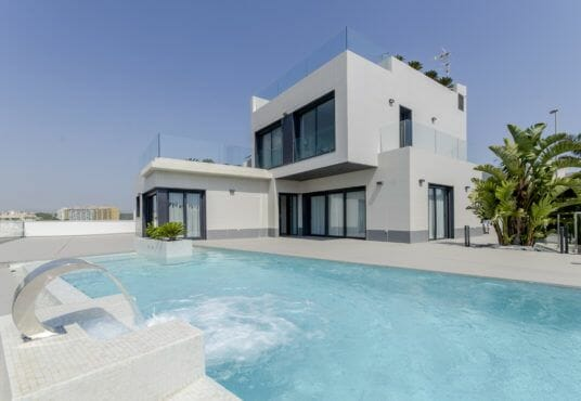 Luxury villa for sale in Costa Blanca