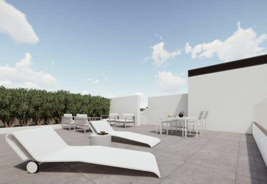 Detached villa for sale in Sucina, Costa Calida