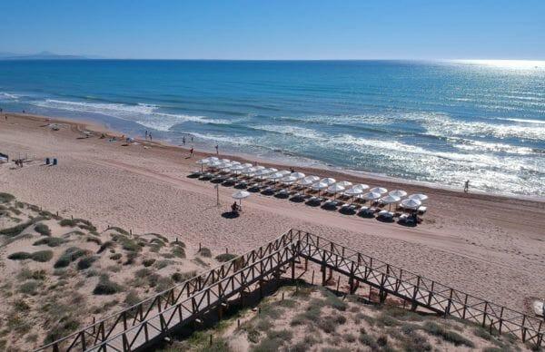 Playa Moncayo | Vakantie Costa Blanca