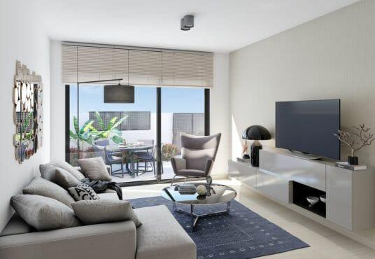 Appartement kopen costa calida   Nieuwbouw