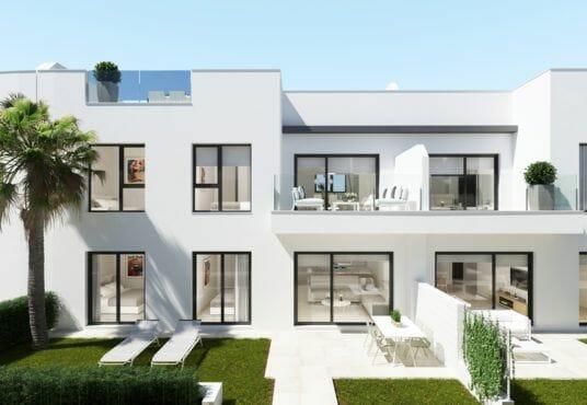 Appartement kopen costa calida | Nieuwbouw