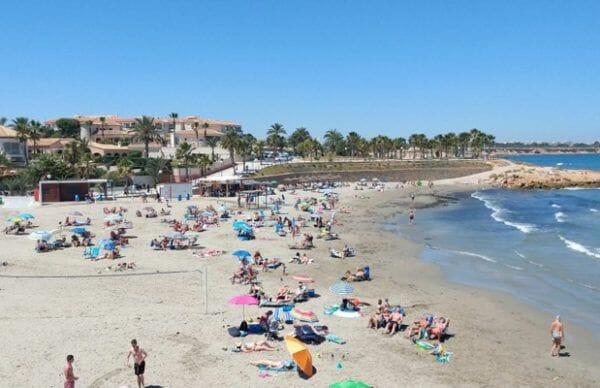 Stranden Costa Blanca | Flamenca Beach