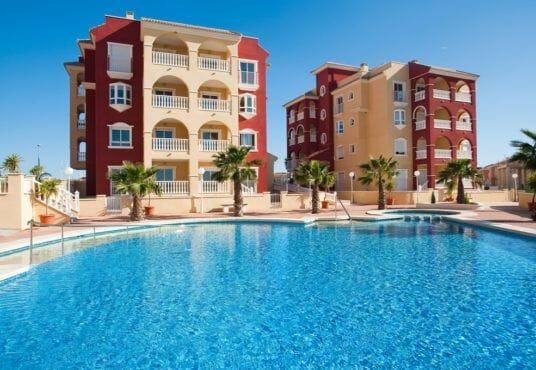 Appartement kopen Costa Calida, Los Alcazares