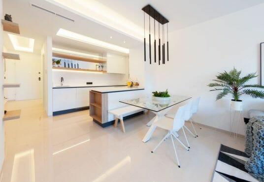 Nieuwbouw appartementen guardamar del segura
