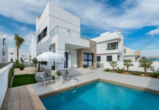 Villa kopen Costa Calida, Los Alcazares