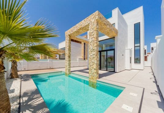 Luxe villa kopen Torrevieja, Costa Blanca | Infinity