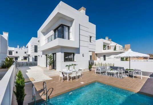 Nieuwbouwhuis kopen Costa Blanca, Spanje