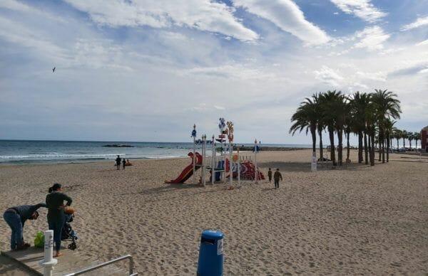 Villajoyosa - vakantie Costa Blanca