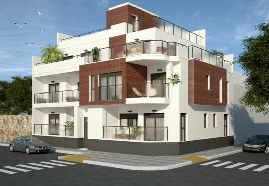 New build apartment for sale in Spain - Torre de la Horadada