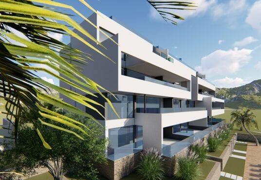 Appartement kopen Las Colinas Golf - Spanje - Block 30