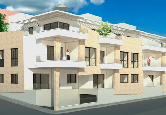 Appartement kopen in Spanje - new build Spain