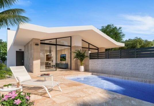 Nieuwbouw Benijofar | Costablanca4you