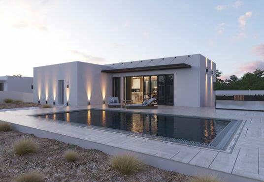 Huis kopen Las Colinas Golf - Nieuwbouw villa Golfbaan